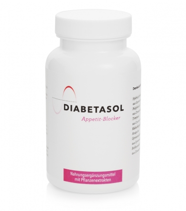 Diabetasol Appetit-Blocker