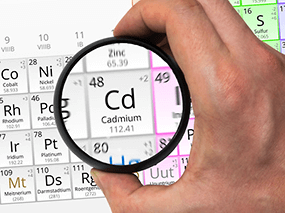 Schwermetalvergiftung Cadmium