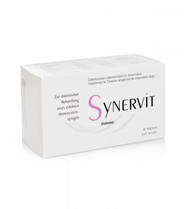 Synervit, der Homocysteinsenker
