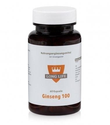 Ginseng 100